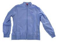 PUMA Damen Sportanzug Freizeitanzug Anzug Sporthose Hose Jacke 40