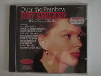 Over The Rainbow - Judy Garland In Concert. CD Album (L14)