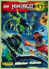 STICKERS IMAGE VIGNETTE -PANINI- LEGO NINJAGO MASTERS SPINJITZU 2015 - a choisir