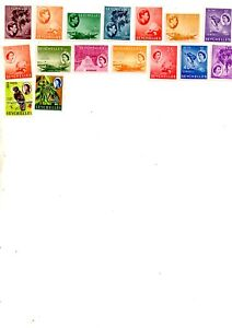 commonwealth stamps, seychelles