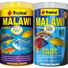 Tropical Malawi Chips 1000 ML+1000 ML Tropical Malawi Sparset Pack Double