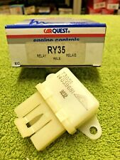 CARQUEST RY35 A/C Compressor Time Delay Relay fits Impala Monte Carlo 1982-1985
