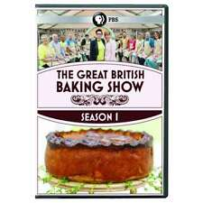Great British Baking Show Season 1 DVD New DVD! Ships Fast!