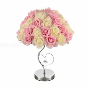 Multicolor Rose Table Lamp