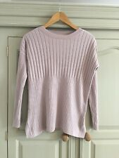 The White Company White Label Pink Jumper Uk Size 8