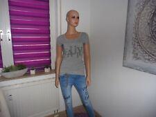 Melrose Shirt Gr.38 Beauty ungetragen.Grau