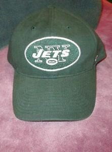 NEW New York JETS Baseball CAP Adjustable YOUTH Hat '47 NFL Gotham Green
