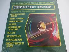 REAL BAND MUSIC LIVES AGAIN~STEREOPHONIC SOUND OF TOMMY DORSEY~Factory Sealed LP