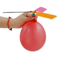 KE_ AU_ KF_ Funny Educational Toy Kids Gift Birthday Party Favor Balloon Helic