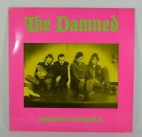 "The Damned but Not Forgotten 12"" DOJO LP 21 Vinyl Record Original 1985 Punk Rock"
