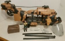 G.I. Joe Tomahawk Helicopter Vehicle 1986 Hasbro Incomplete