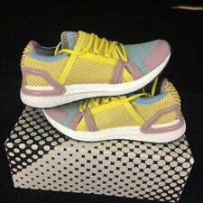 🔥 adidas Stella McCartney Ultraboost 20 S Yellow Gym Run Shoes EG1071 Size 5.5