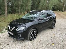 2016 66 NISSAN X TRAIL N-TEC 1.5 DCI BLACK DAMAGED SALVAGE REPAIRABLE