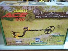 Garrett ACE 350 Metal Detector  (no headphones)