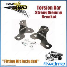 Toyota Landcruiser 100 Series with IFS 4WD Roadsafe Torsion Bar Bracket Kit