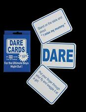 24 STAG PARTY DARE CARDS GAME BOYS NIGHT OUT DARE CARDS STAG DO ACCESSORIES IDEA
