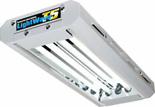 Lightwave T5 2 Tube 2ft - Hydroponics Propagation Fluorescent Lighting 48w
