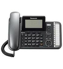 Panasonic Link2cell Kx-tg9581b Dect 6.0 Cordless Phone - Black - Corded/cordless