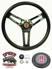 "1968 Cutlass F85 442 steering wheel OLDS 14 1/2"" SHALLOW DEPTH steering wheel"