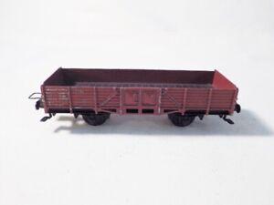 TRIX EXPRESS 20/83 Niederbordwagen Spritzguss, DB 6074 Linz Omm, Ep.III, MDR