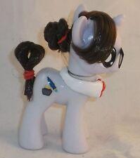 Custom My Little Pony Raven Brushable Secretary Princess Celestia MLP FiM Brony
