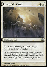 1x Intangible Virtue Innistrad MtG Magic White Uncommon 1 x1 Card Cards
