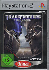 Transformers -The Game (Playstation 2)