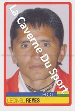 N°048 LEONEL REYES # BOLIVIA STICKER PANINI COPA AMERICA VENEZUELA 2007