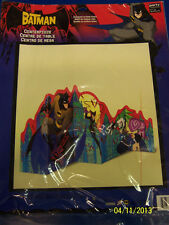 RARE Batman Begins Comic Superhero Kids Birthday Party Decoration Centerpiece *