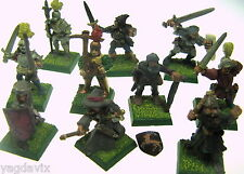 EMP27 LOT 10 FIGURINES EMPIRE WARHAMMER OOP