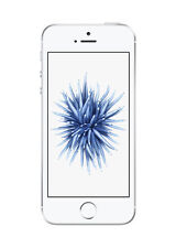 Apple iPhone SE - 32GB - Silver (Unlocked) A1662 (CDMA + GSM) SR