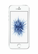 Apple iPhone SE - 32GB - Silver (Verizon) A1662 (CDMA + GSM) Prepaid Cell Phone