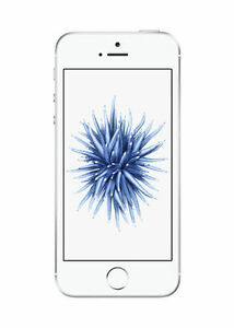 Apple iPhone SE - 32GB - Silver (Unlocked) A1662 (CDMA + GSM)