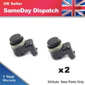 2 x PDC Aid Parking Sensor f BMW 5 6 7 SERIES X3 X5 X6 Front Rear Bumper 9127799