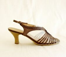 Tamaris Damen-Sandalen & -Badeschuhe aus Echtleder für Hoher Absatz (5-8 cm)