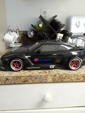 Used rc nitro hsp project car all aluminum