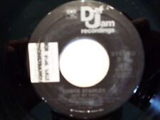 """DEF JAM 45 7"""" RECORD/CHUCK STANLEY /FINER THINGS IN LIFE/DAY BY DAY/ NR MINT RAP"""