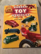 RUBBER TOY VEHICLES REFERANCE BOOK   GREAT COLOR PHOTOS