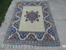 5x7ft. Vintage Moroccan Wool Rug