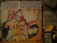 THORS HAMMER LP/1971 Denmark/Danish Prog Rock/Eiliff/Embryo/Burnin Red Ivanhoe