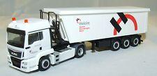 306171 Herpa camiones semirremolque holcim Man tgs LX 1:87