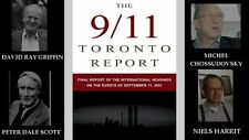 The Toronto Report Hearings on 9/11: Uncovering Ten Years of Deception DVD