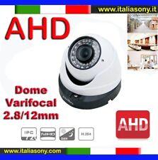 Telecamera  DOME VARIFOCAL 2.8/12mm SONY 800 FILTRO MECCANICO  36 IR