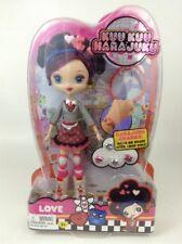 """Kuu Kuu Harajuku - 12"""" Fashion Dolls Love Doll w/ Bracelet & Charms"""