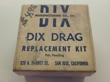 Vintage DIX DRAG Penn Replacement Kit Fishing Reel Handle RARE FIND!