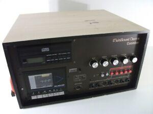 Coomber 705-7C Multisound Centre