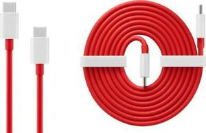 Original OnePlus Type C to Type C Charging Cable For OnePlus 8T Pro 7T Pro