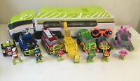 Paw Patrol Jungle Lot Patroller Bus With Vehicles And Figures  Complete