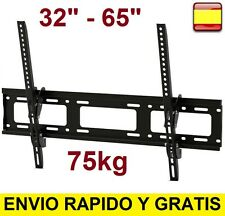 "SOPORTE DE PARED PARA TV LCD LED PLASMA MONITOR 32"" A 65 "" INCLINABLE"