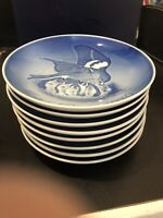 Bing & Grondahl 1970-1977 Mother's Day Collectors Plate, Mors Dag,